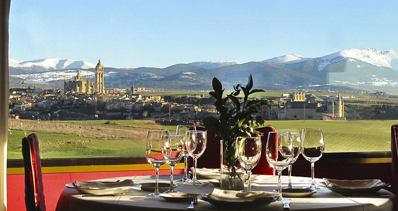 Restaurante La Postal en Zamarramala (Segovia)