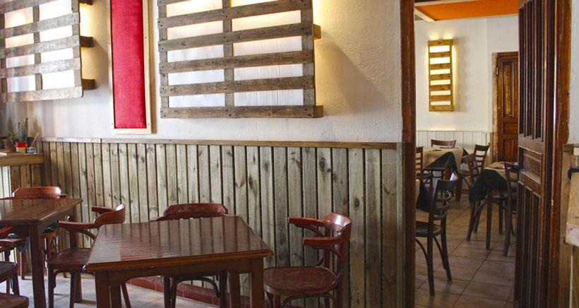 Restaurante Tío Pepe. el Argentino de Valsaín.