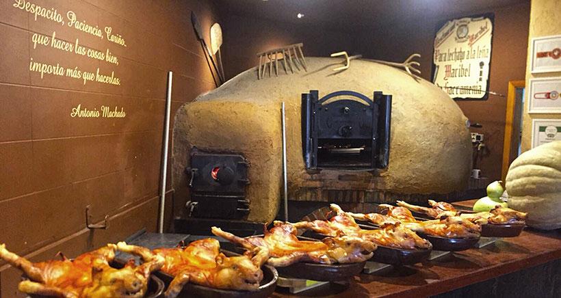 Restaurante Parador de Segovia