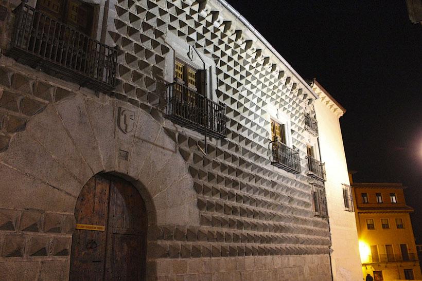 Calle Real y Casa de los Picos
