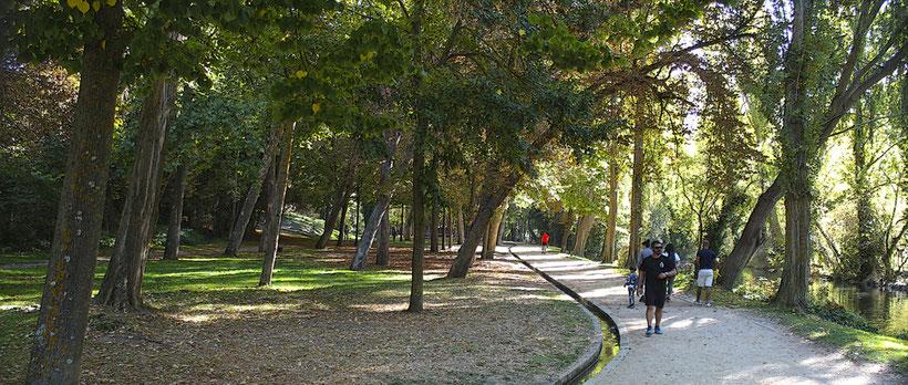 Alameda de El Parral