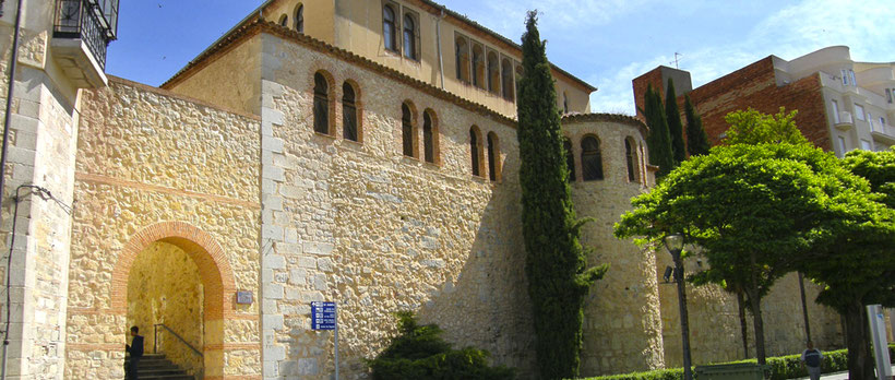 Antigua Sinagoga Mayor (Actual iglesia del Corpus Christi)