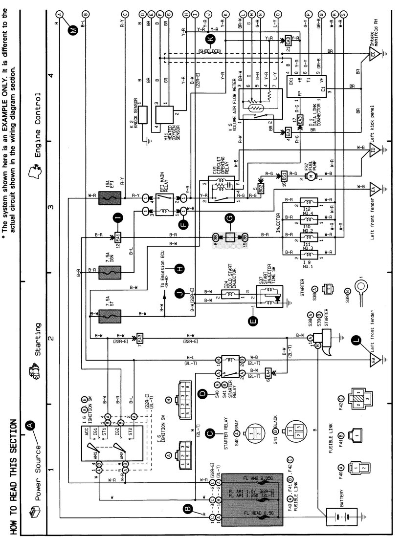 TOYOTA Land Cruiser Wiring Diagrams - Car Electrical Wiring DiagramCar Electrical Wiring Diagram - Jimdo