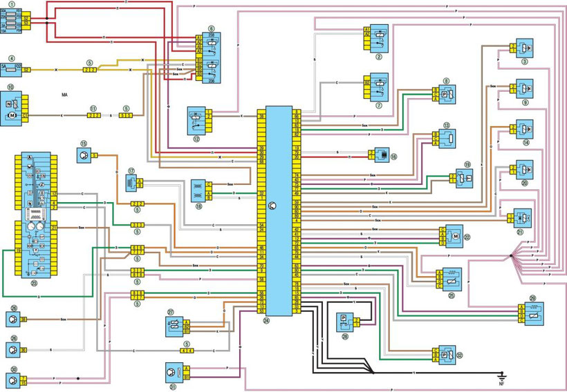 Renault Logan Wiring Diagram Wiring Diagram Instruct Instruct Cfcarsnoleggio It