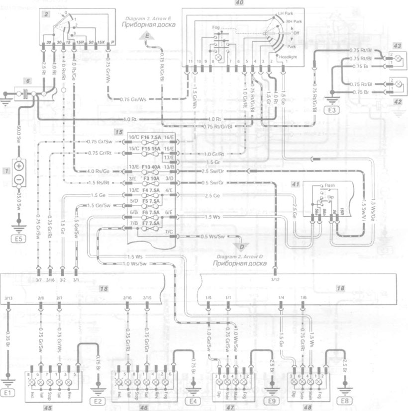 Wiring Diagram Mercedes W202 Wiring Diagram Regional Regional Frankmotors Es