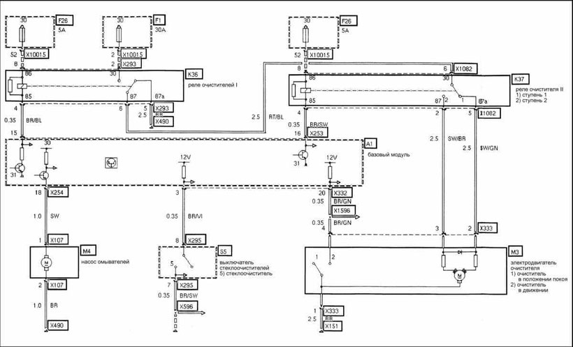 Bmw 5 E39 Wiring Diagrams