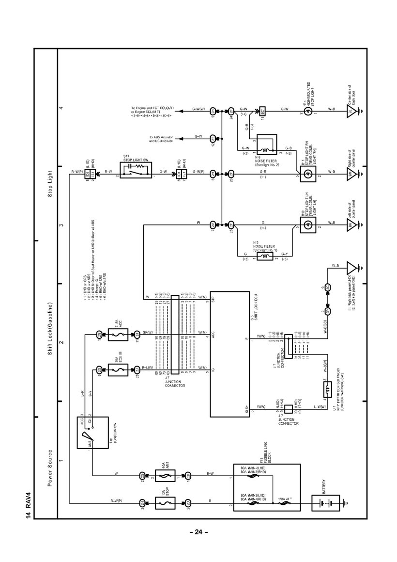 400 Rav40 Wiring Diagram   Fusebox and Wiring Diagram wires lazy ...