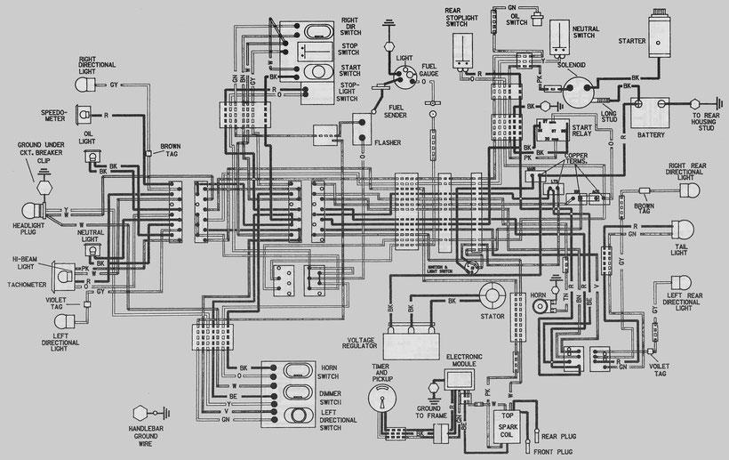 1983 Fxrs Harley Davidson Wiring Diagram. . Wiring Diagram Harley Davidson Wiring Diagram For on