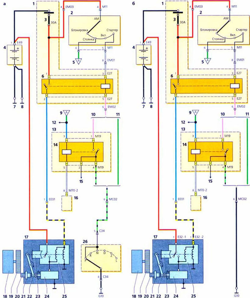 HYUNDAI Accent Wiring Diagrams - Car Electrical Wiring Diagram | Hyundai Accent Lc Wiring Diagram |  | Car Electrical Wiring Diagram - Jimdo