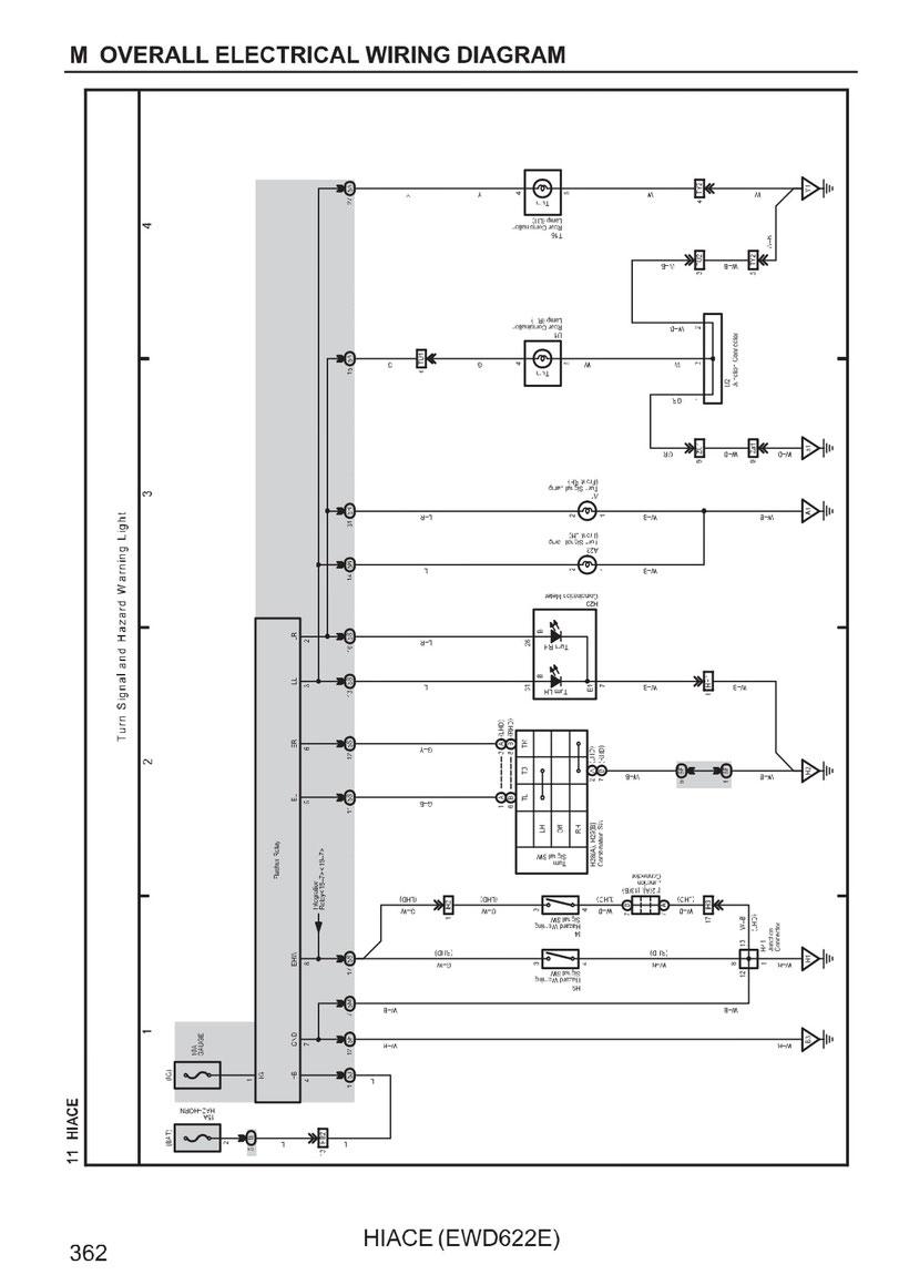 Opel Turn Signal Switch Wiring Diagram