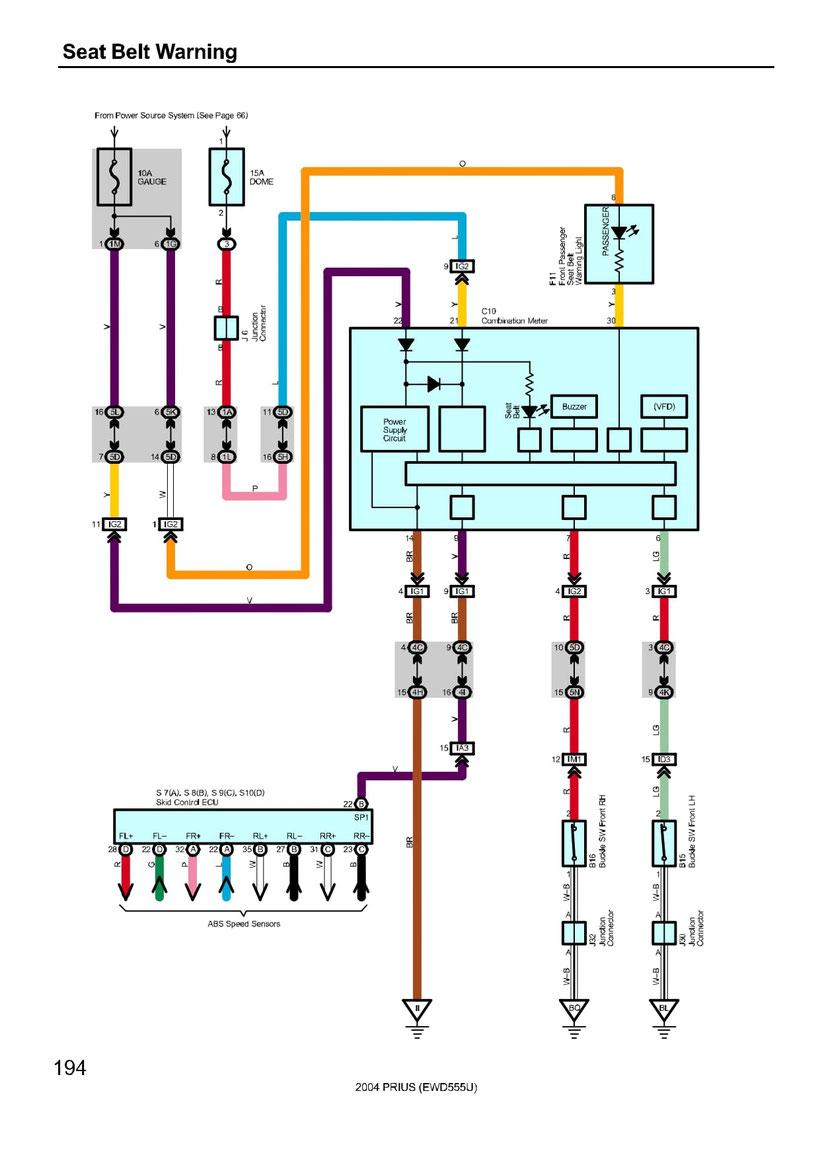 [DIAGRAM_34OR]  TOYOTA PRIUS Wiring Diagrams - Car Electrical Wiring Diagram | Seat Belt Wiring Diagrams Automotive |  | Car Electrical Wiring Diagram - Jimdo