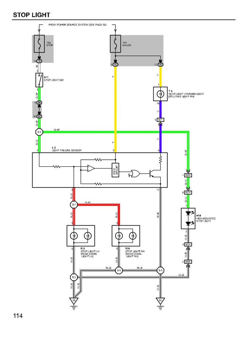Toyota Supra Wiring Diagrams Car Electrical Wiring Diagram