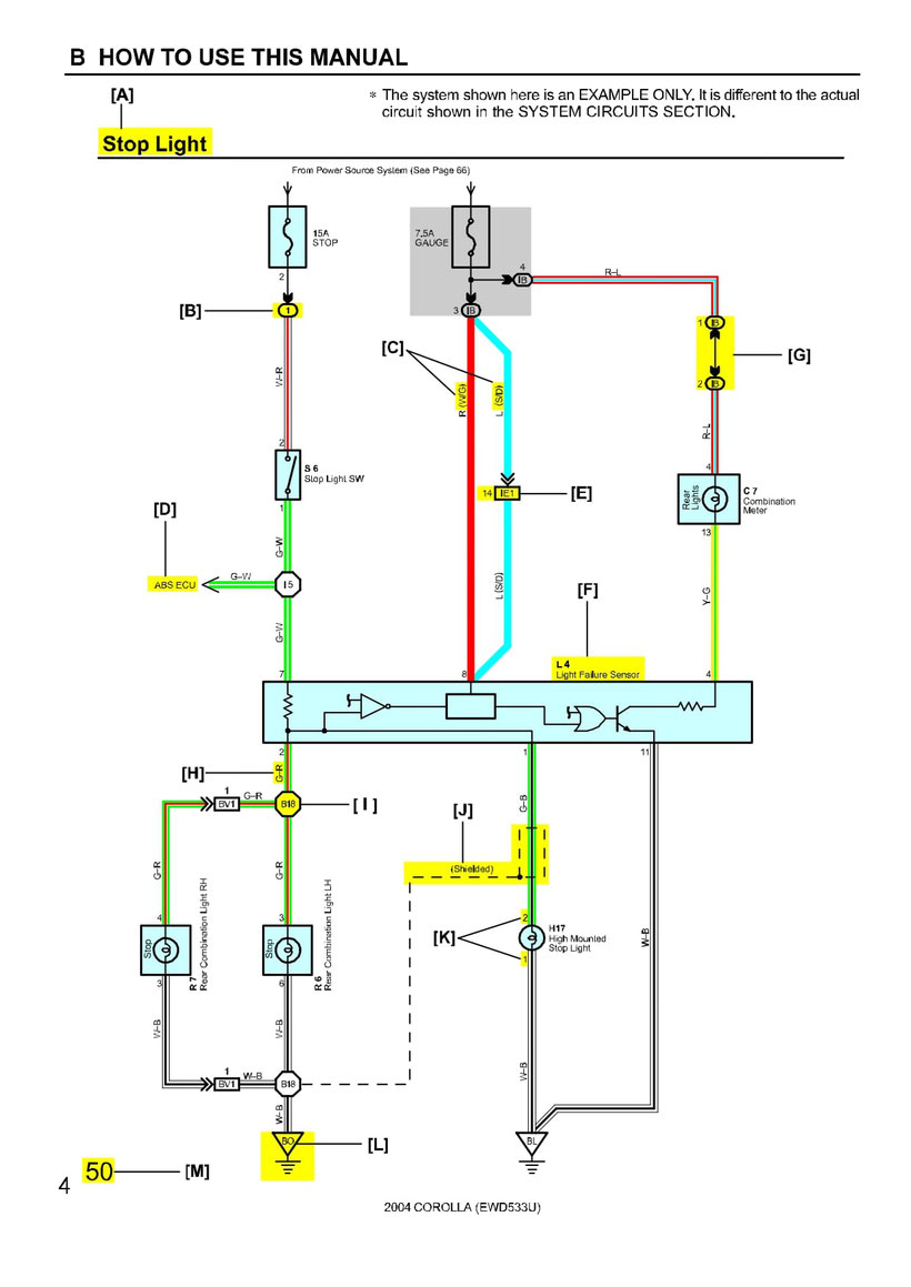 TOYOTA COROLLA Wiring Diagrams - Car Electrical Wiring DiagramCar Electrical Wiring Diagram - Jimdo