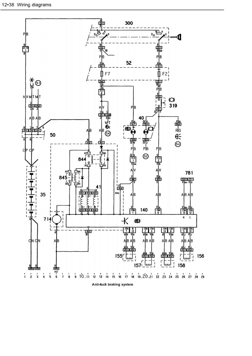 Citroen Zx Wiring Diagrams