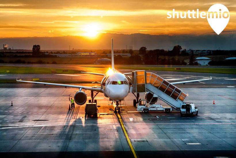 Egal ob am Flughafen in Frankfurt am Main, Mannheim, Saarbrücken, Karlsruhe / Baden-Baden, Stuttgart, Straßburg, Basel oder Zürich.