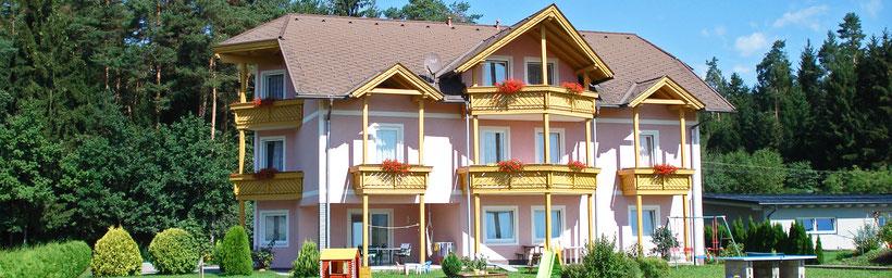Haus Josephine Ferienwohnungen am Klopeinersee
