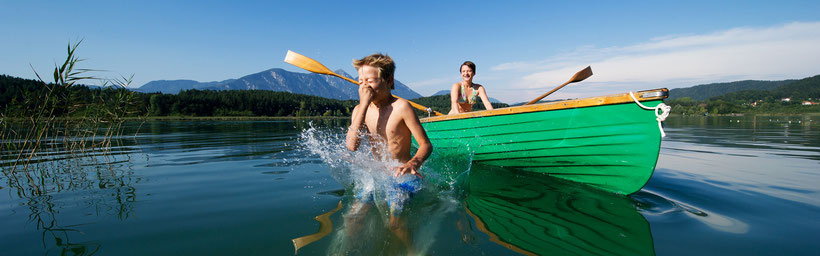 Urlaub am Turnersee - Familie Picej