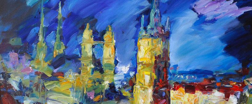 Gemälde (Ausschnitt): Karl-Heinz  Köhler