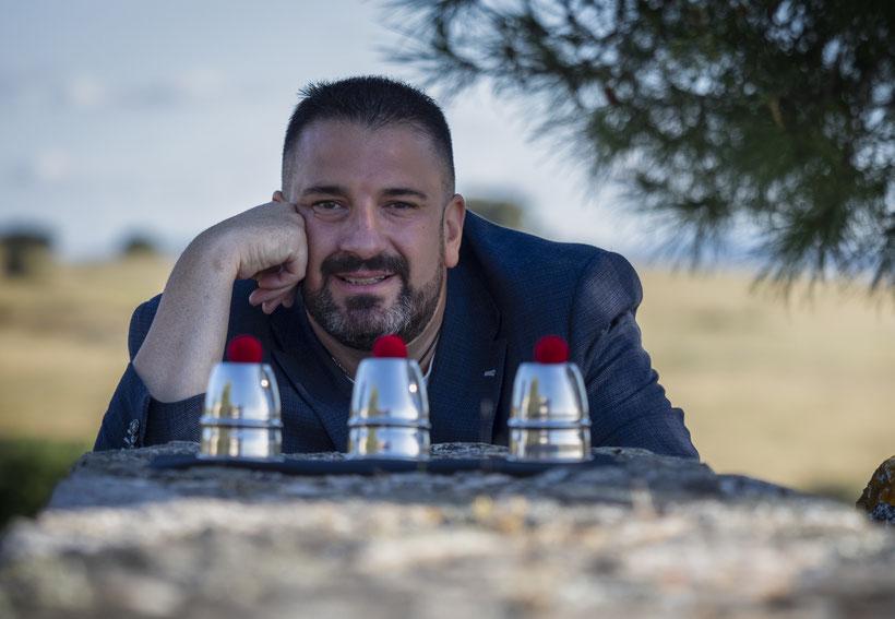 Magia en Caceres, Mago Caceres, Óscar Pascual, Mago Oscar.