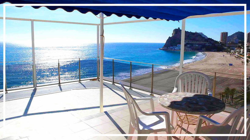 apartment to rent benidorm la cala benidorm