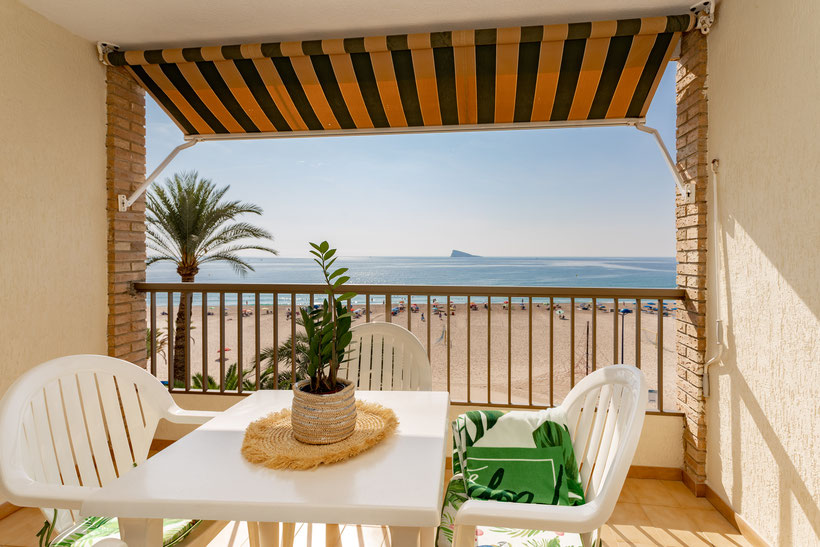 hotel benidorm studio to rent