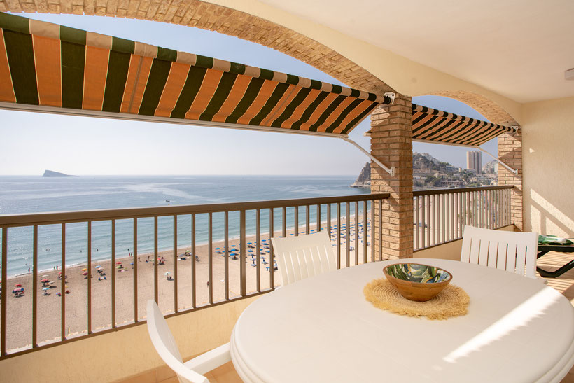 apartment for renting benidorm playa poniente