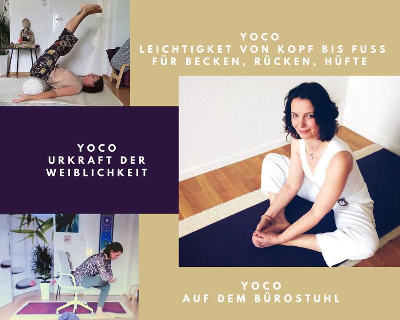 YOCO mit Karin Kastner www.karinkastner.de