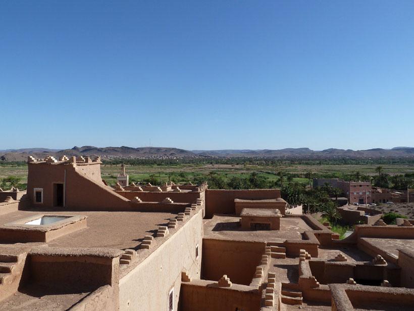 la Vallée du Drâa Sud Maroc