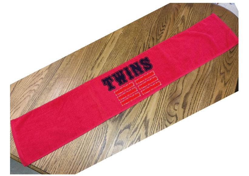 東部TWINS オリジナルタオル