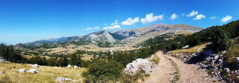 Getting to the Northern Velebit National Park - visiting explained