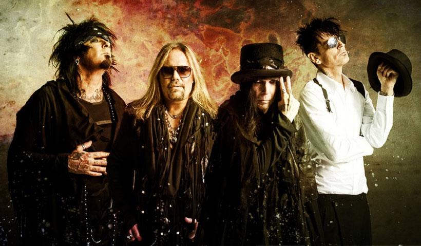 Mötley Crüe Band