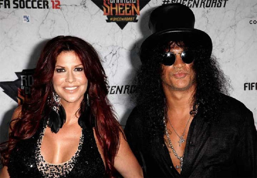 Slash & Perla Hudson
