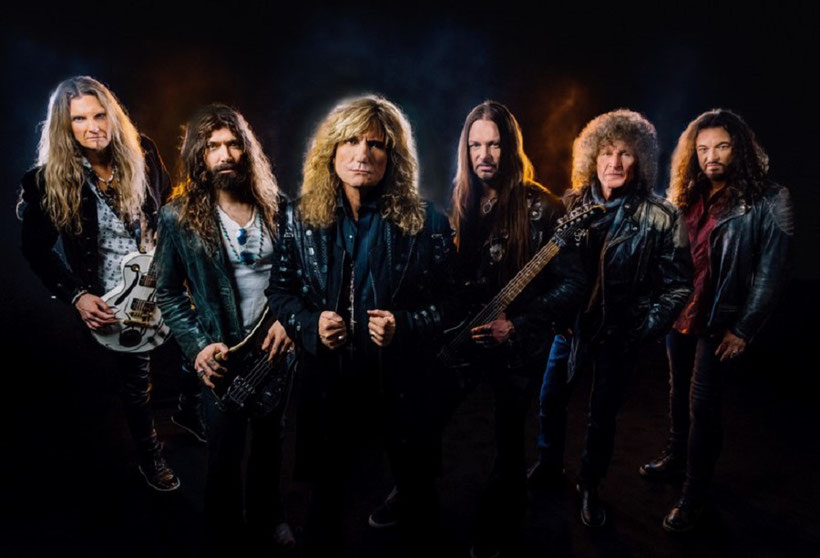 Whitesnake Band 2019