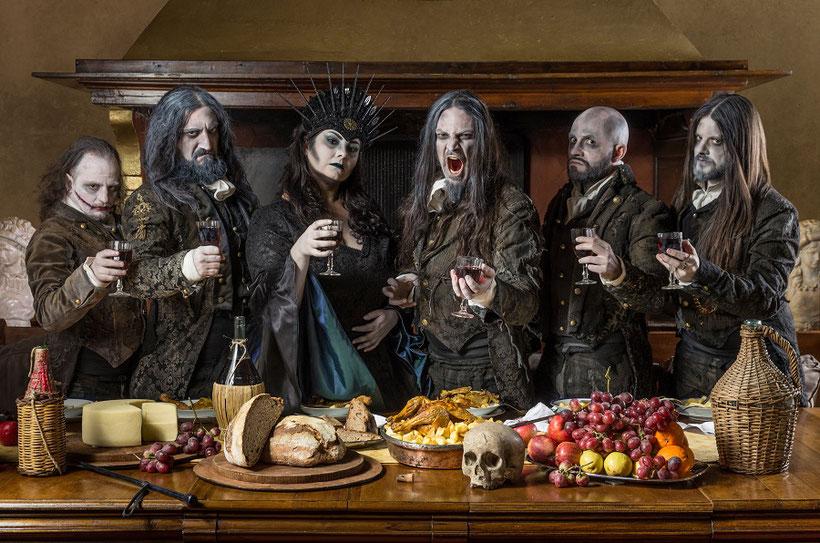 Fleshgod Apocalypse Band