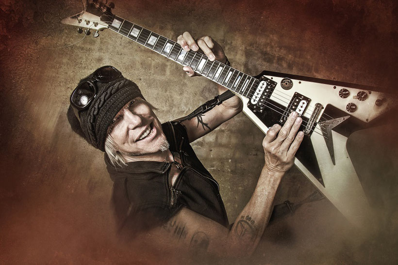 Michael Schenker & Guitar