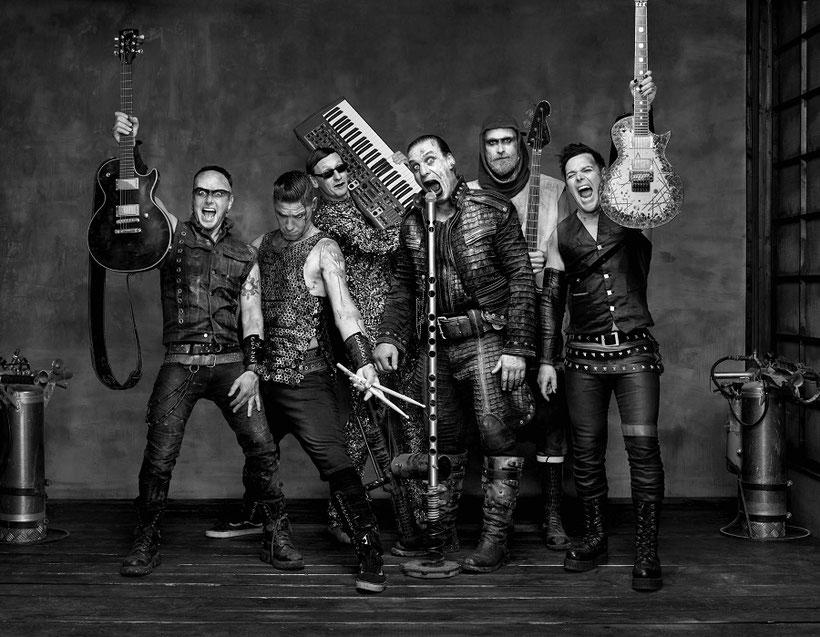 Rammstein Band 2019