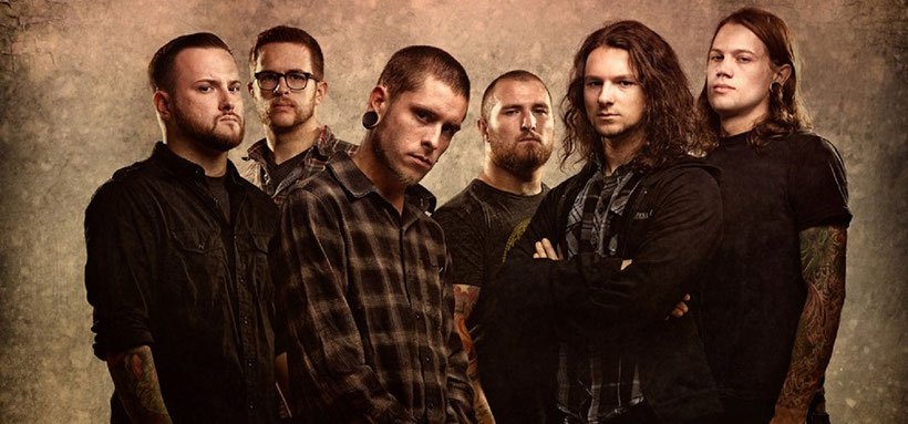 WHITECHAPEL Band