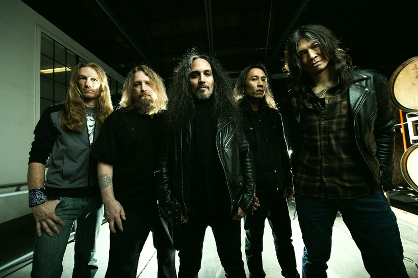 Death Angel Band 2019