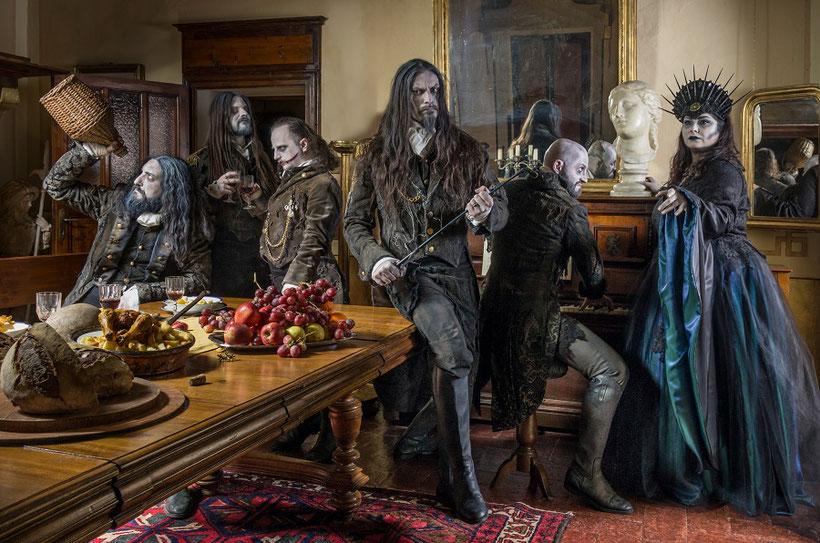 Fleshgod Apocalypse Band 2019