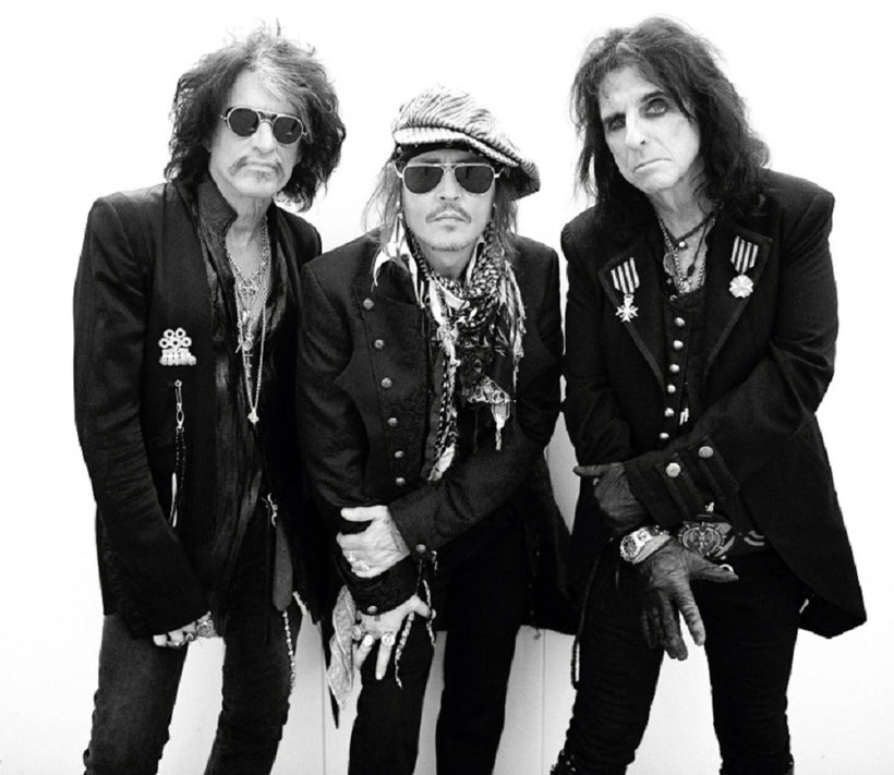 Hollywood Vampires Band