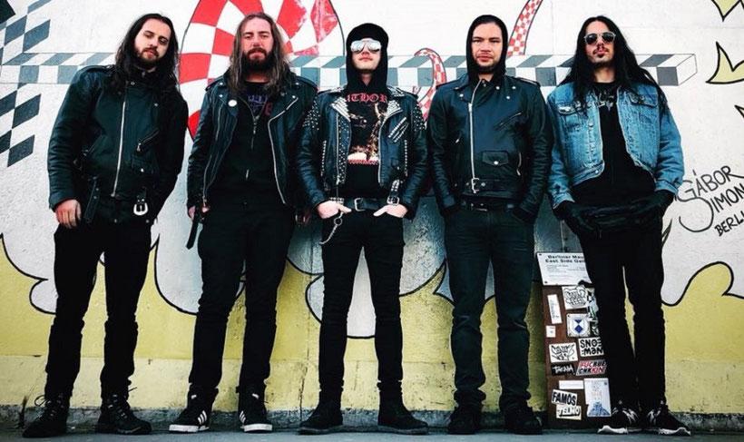 Visigoth Band 2018