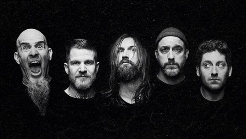 The Damned Things Band 2019