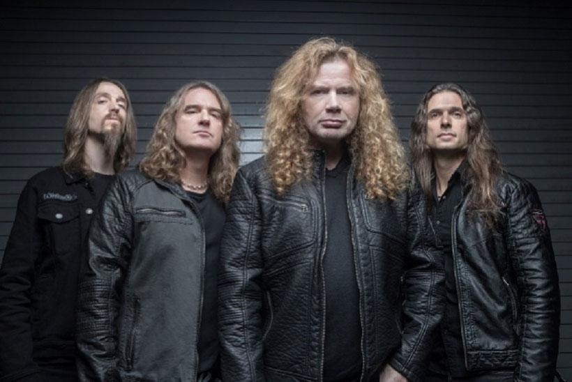 """Megadeth """"United Abominations"""", """"Endgame"""" und """"Th1rt3en"""" werden im Juli neu aufgelegt"""