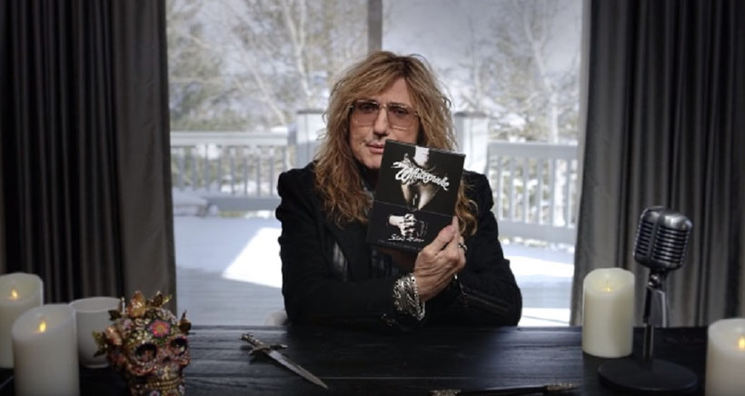 David Coverdale Whitesnake Band
