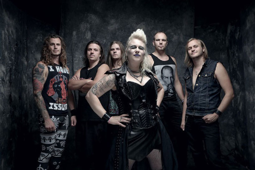 Battle Beast Band 2019