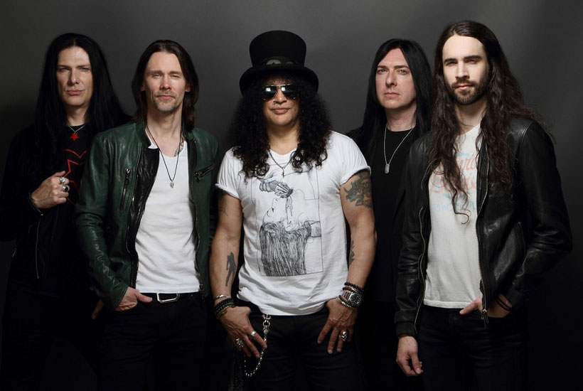 Slash feat. Myles Kennedy Band