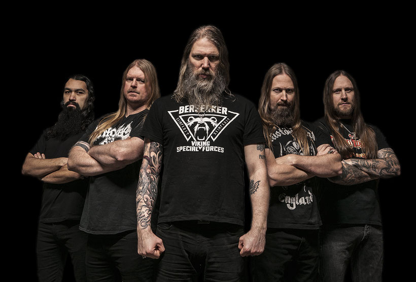 Amon Amarth Band