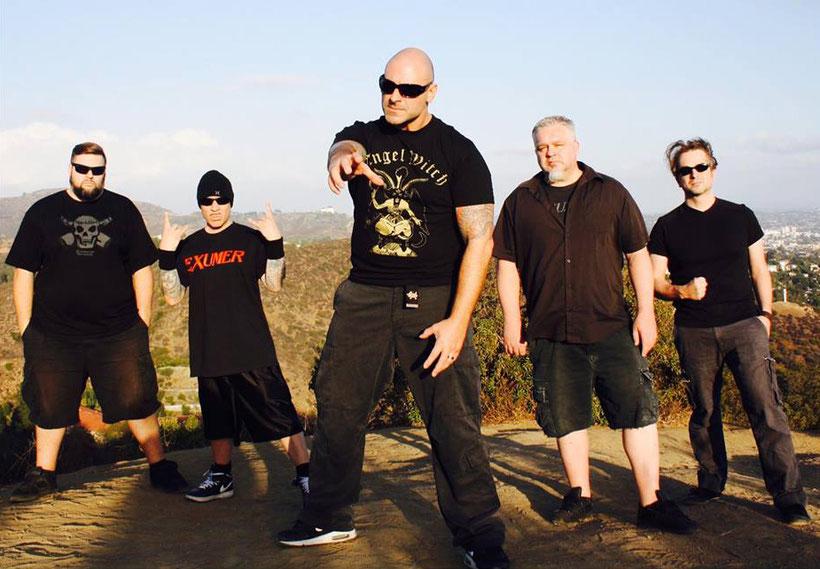 Exhumer Band 2018