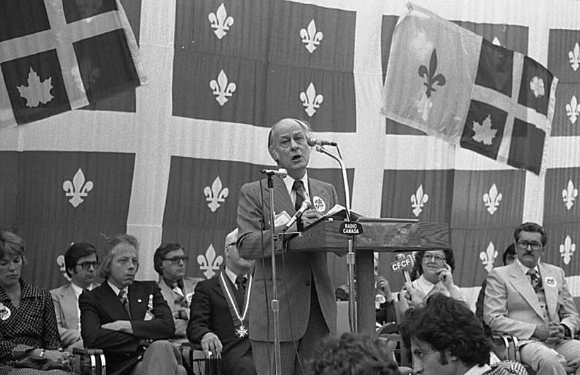 René Lévesque, 1970