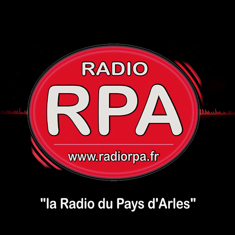 Logo Radio RPA - Radio Pays d'Arles